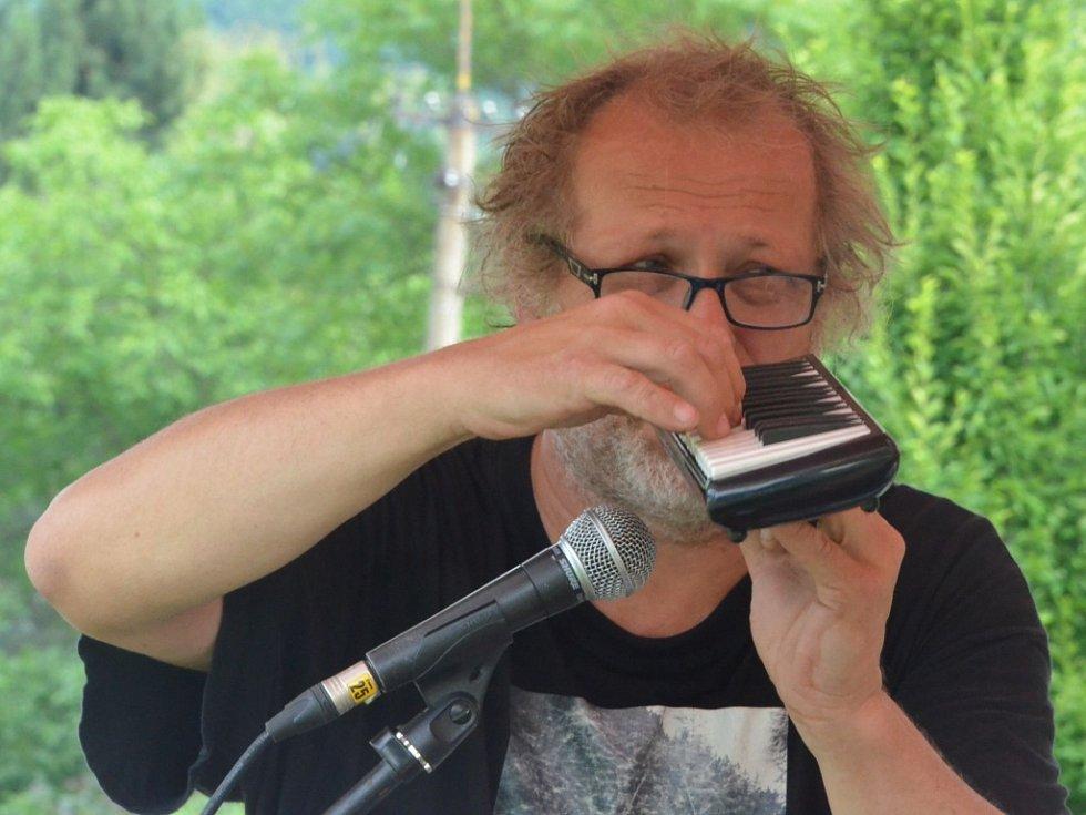 Karel Babuljak a Kapela snů.