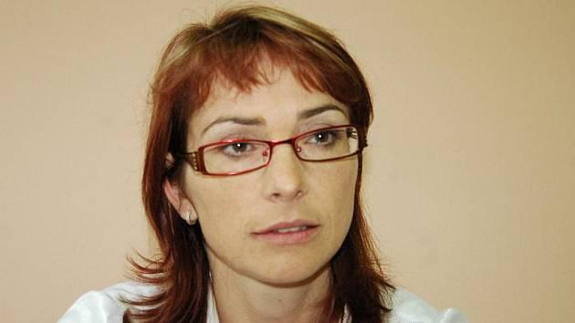 Gabriela Hubáčková.