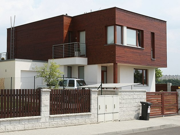 Dům Petra Gandaloviče ve Skoroticích.
