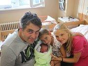 František Cerman ml. se narodil Renatě Zajícové a Františku Cermanovi st. z Ústí nad Labem 6. září v 23.30 hod. v ústecké porodnici. Měřil 48 cm a vážil 3,3 kg.