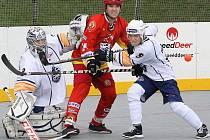 Hokejbalisté Elby DDM slaví 10 let výročí od založení klubu a v rámci extraligy hostí Kovo Praha.