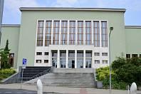 Dům kultury v Ústí nad Labem.