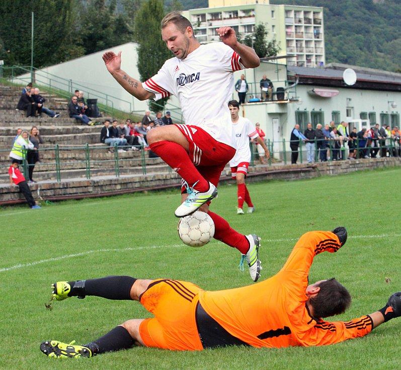 Fotogalerie ze zápasu krajského přeboru Neštěmice-Žatec (6:4).