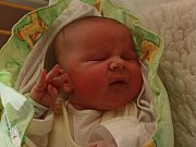 Ondřej Kubín se narodil v ústecké porodnici 28. 3. 2017 (12.05) Martině Vokálové. Měřil 53 cm, vážil 4,15 kg.