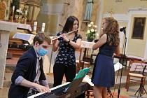 Program k Noci kostelů v ústeckém kostele Nejsvětější Trojice