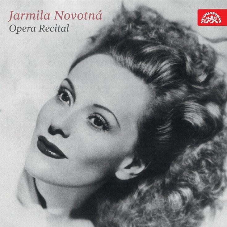 Pestré, divácky vděčné role zpívala Jarmila Novotná (1907 - 1994).
