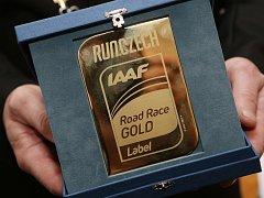 Ústecký půlmaraton získal zlatou známku kvality od Mezinárodní asociace atletických federací.