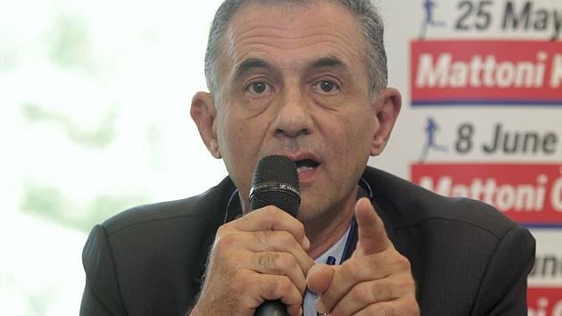 Carlo Capalbo.