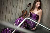 KRISTINA FIALOVÁ je jedna z nejlepších českých violistek.