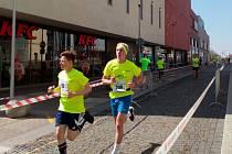 Juniorský maraton 2019 v Ústí nad Labem