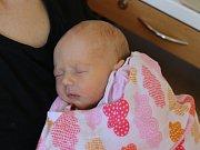Anežka Kolková se narodila v ústecké porodnici 15. 5. 2017(8.13) Michaele Kolkové. Měřila 48 cm, vážila 2,61 kg.