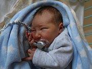 Sebastien Lederer se narodil v ústecké porodnici 15.4.2017 (7.39) Ivetě Kruit. Měřil 51cm, vážila 3,78 kg.