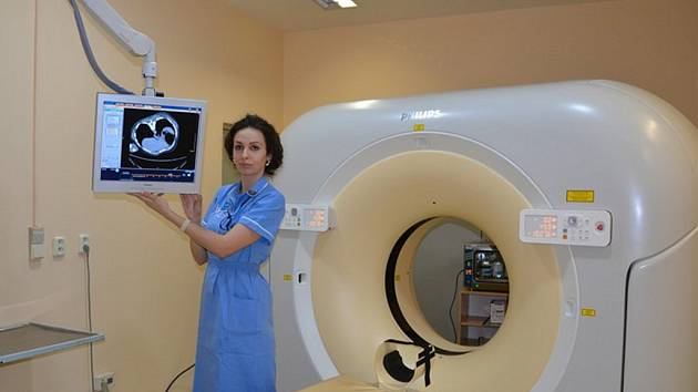 Radiologická klinika je desátou klinikou Krajské zdravotní v ústecké Masarykově nemocnici