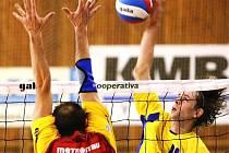 Nejednu vyhrocenou bitvu nabídla divákům derby mezi SKV Ústí a libereckou Duklou. Od nové sezony budou možná oba severočeské celky úzce spolupracovat.