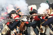 V plánu je rekonstrukce bitvy z roku 1813 s účastí zhruba 1000 vojáků.
