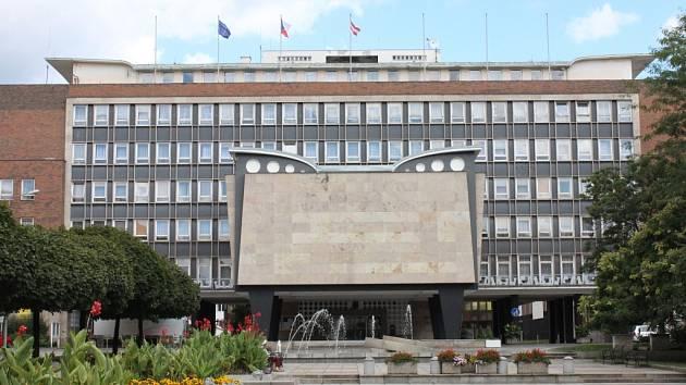 Magistrát Ústí nad Labem. Ilustrační foto.