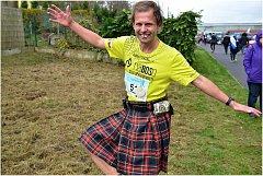 Běžec Tomáš Zahálka.