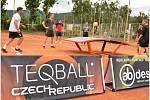 Víte, jak se hraje teqball?