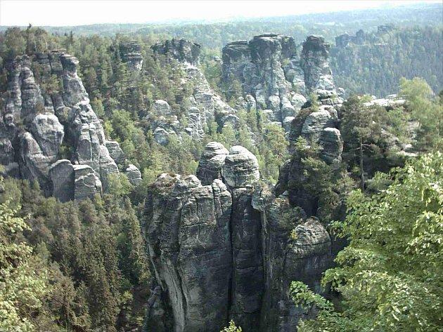 Kam se vydat na výlet v Saském Švýcarsku?