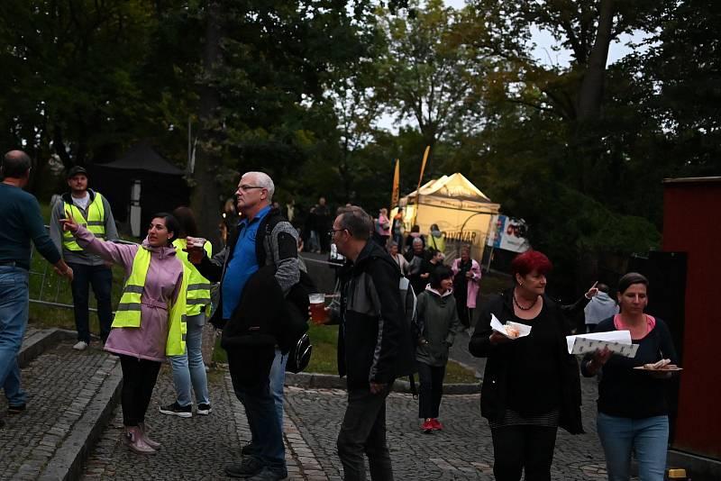 Skupina Lucie v Ústí nad Labem.