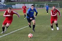Sport fotbal I.A třída FK Rumburk - Neštěmice