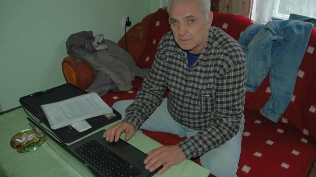 FRANTIŠEK GAŽI už podal trestní oznámení.