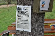 Ve Valtířově poblíž Velkého Března si připomněli mobilizaci.