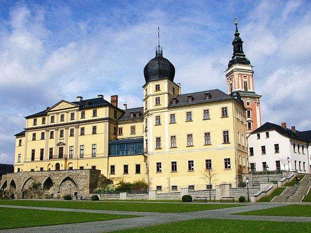 Symbolem města Greiz je zámek rodu Reußů.