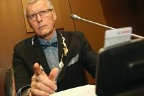 Ustavující zastupitelstvo a volba primátora v Ústí nad Labem.