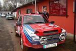 Rallye Praha Revival 2016 na Chabařovicku.