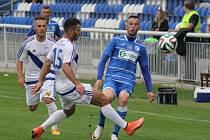 Ústečtí fotbalisté prohráli v úvodním kole FNL na půdě Frýdku-Místku 1:2. V pátek hostí Sokolov.