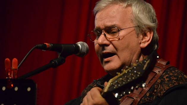 Otec festivalu Porta, legenda Jiří Šosvald, došel uznání.