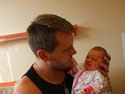 Viktorie Lhotská se narodila Haně Lhotské a Janu Lhotskému z Ústí nad Labem 2. srpna v 12.45 hod. v ústecké porodnici. Měřila 50 cm a vážila 3,42 kg.