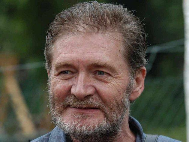 Výtvarník Zdeněk Košek