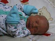 Damian Traup se narodil v ústecké porodnici 11. 3. 2017(11.53) Janě Traupové. Měřil 47 cm, vážil 2,63 kg.