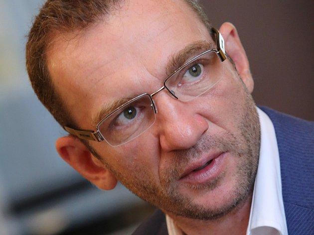 Majitel firmy Centropol Aleš Gráf.