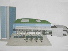 Tak bude vypadat nová budova soudu v Ústí nad Labem na bukově