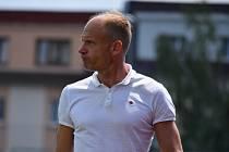 David Jarolím - trenér FK Ústí nad Labem.