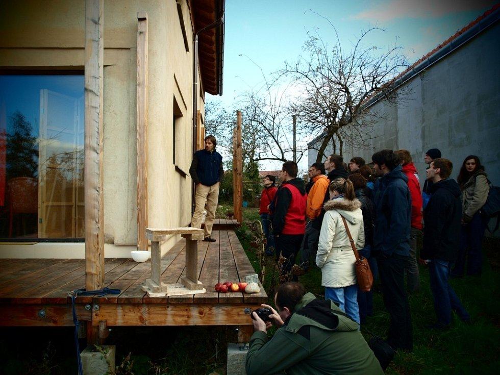 Během pátku a o víkendu se návštěvníkům otevře rekordní počet pasivních domů po celé České republice, a to bezmála sedm desítek.