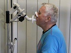 Chronická obstrukční plicní nemoc měla svůj den.