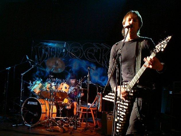 Metalová legenda Vidock z Ústí