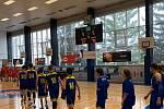 Basketbalisté ústecké Slunety skončili stříbrní na mistrovství ČR U14 v Brně. Foto: Sluneta Ústí/Martin Wagner