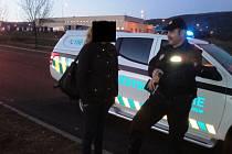 Strážníci na kontrole Předlic musejí vyhánět prostitutky