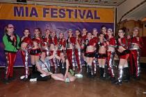 Tanečnice z ústecké taneční skupiny Avalanche přivezly skvělé výsledky.