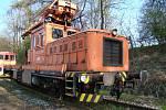 Lokomotivy a hnací vozidla mají svá jména - Ragulin.
