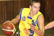 Rozehrávač Aleš Jiráň mění dres. Z BK Ústí přestoupil do konkurenčního Chomutova.
