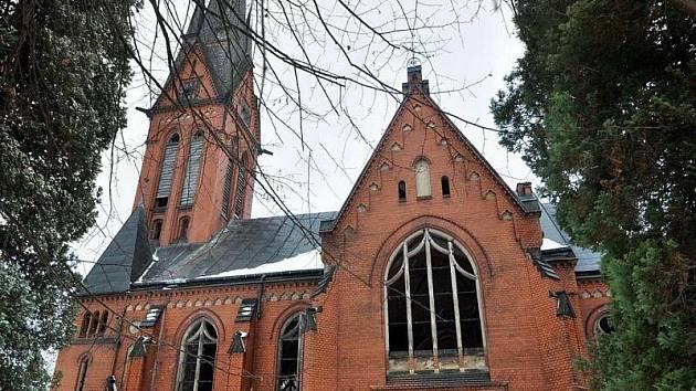 Kostel ve Varnsdorfu
