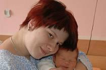 Nikola Pavelková,  porodila v ústecké porodnici dne 11. 2. 2012 (13.08) syna Dennyho (48 cm, 3,3 kg).