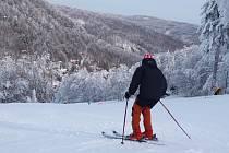 Zadní Telnice je nejvýchodněji položené lyžařské středisko v Krušných horách.