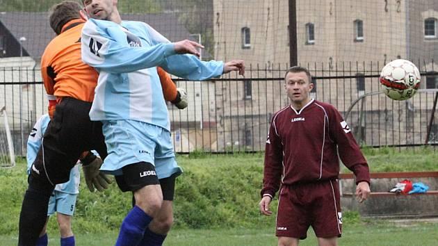 Fotbalisté Svádova se dostali do čela okresního přeboru.